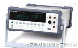 聚源GDM-8255A雙顯示台式數字萬用表