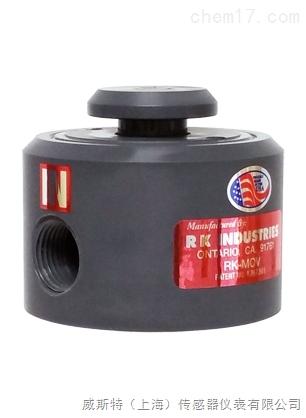 美国RK Industries手动阀优势特价供应