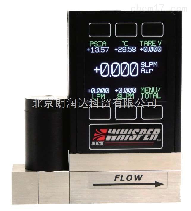 ALICAT 21W系列低压损质量流量控制器