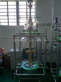 100L玻璃分液器(搪瓷攪拌槳)