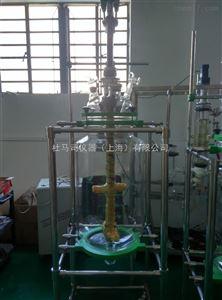 100L玻璃分液器(搪瓷搅拌桨)