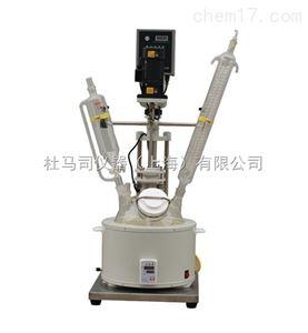 5L单层玻璃反应釜(电热套)