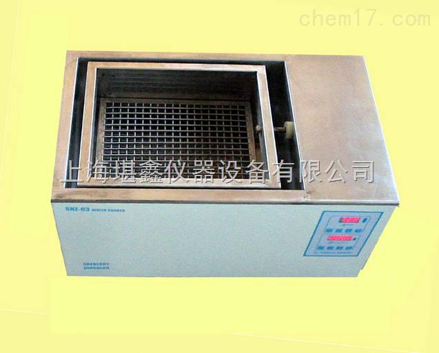 WTS-03高精度水浴恒温摇床
