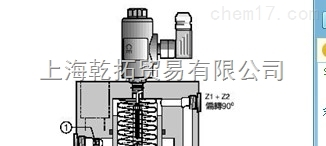 PARKER直动式换向阀特点,D1VW15CNYP70