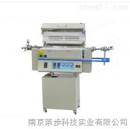 双温区转动管式炉OTL1200-1200-60-莱步科技