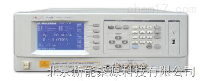 聚源TH2829A型自動元件分析儀