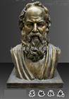 苏格拉底雕塑