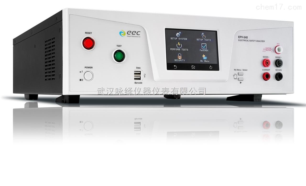 EPV-500系列 太阳能光伏全功能安规分析仪
