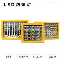 SBD97-120W加油站防爆灯LED免维护防爆吊灯