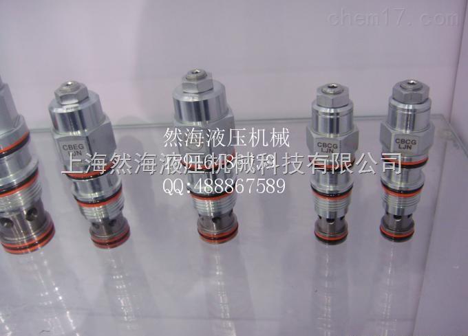 DSEH-XHN 3位,热油 SUN梭阀 流量: 80 L/min