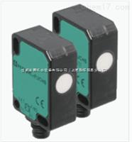 P+F超声波传感器检测模式与工作模式