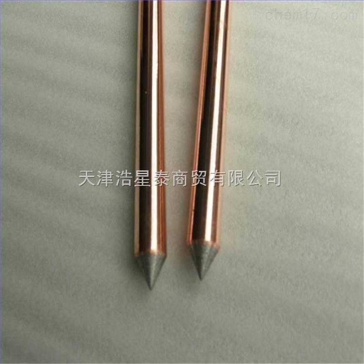 北京12 14 16 18mm镀铜圆钢 铜包钢接地棒
