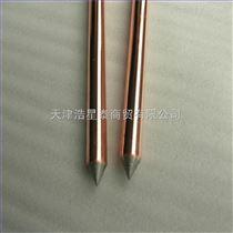 防城港12 14 16 18mm镀铜圆钢 铜包钢接地棒
