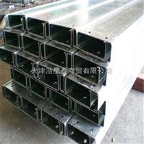 通化镀锌U型钢价格 镀锌Z型钢 镀锌槽钢