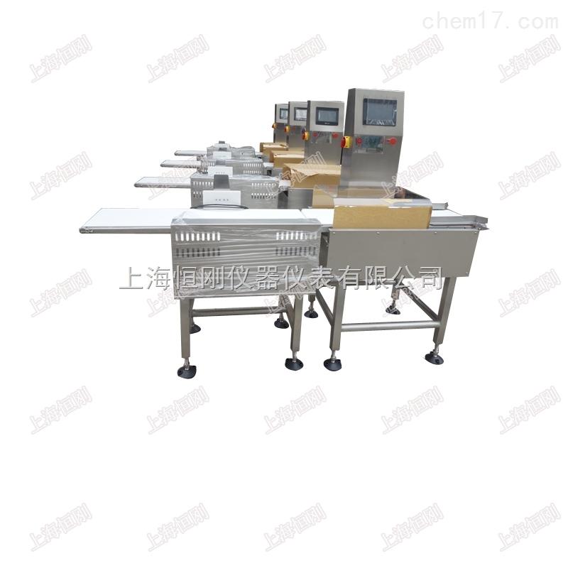 袋裝果凍重量檢測機,食品檢測分選機