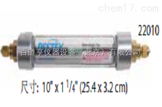 显示型氧气捕集器