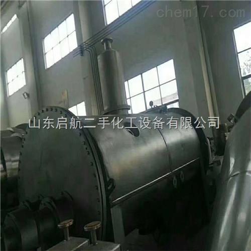 二手空心桨叶干燥机用途