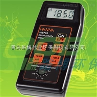 HI8733HI8733 便携式电导率测定仪丨进口水质
