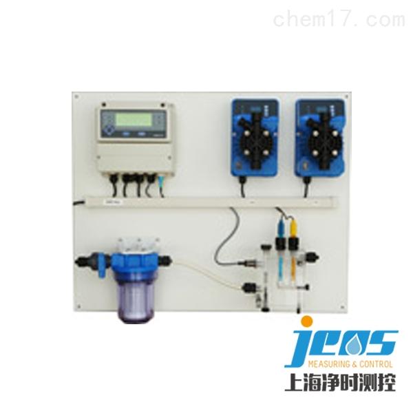 Panel M20D + PHCL余氯PH加藥系統