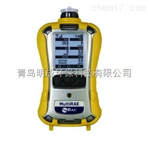 常规多气体PGM-6208 MultiRAE 2 气体检测仪