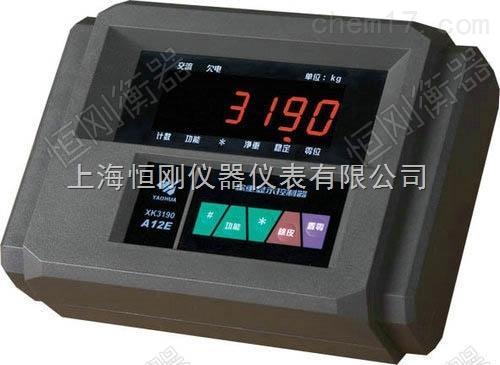 带打印称重显示器,电子显示控制器厂家