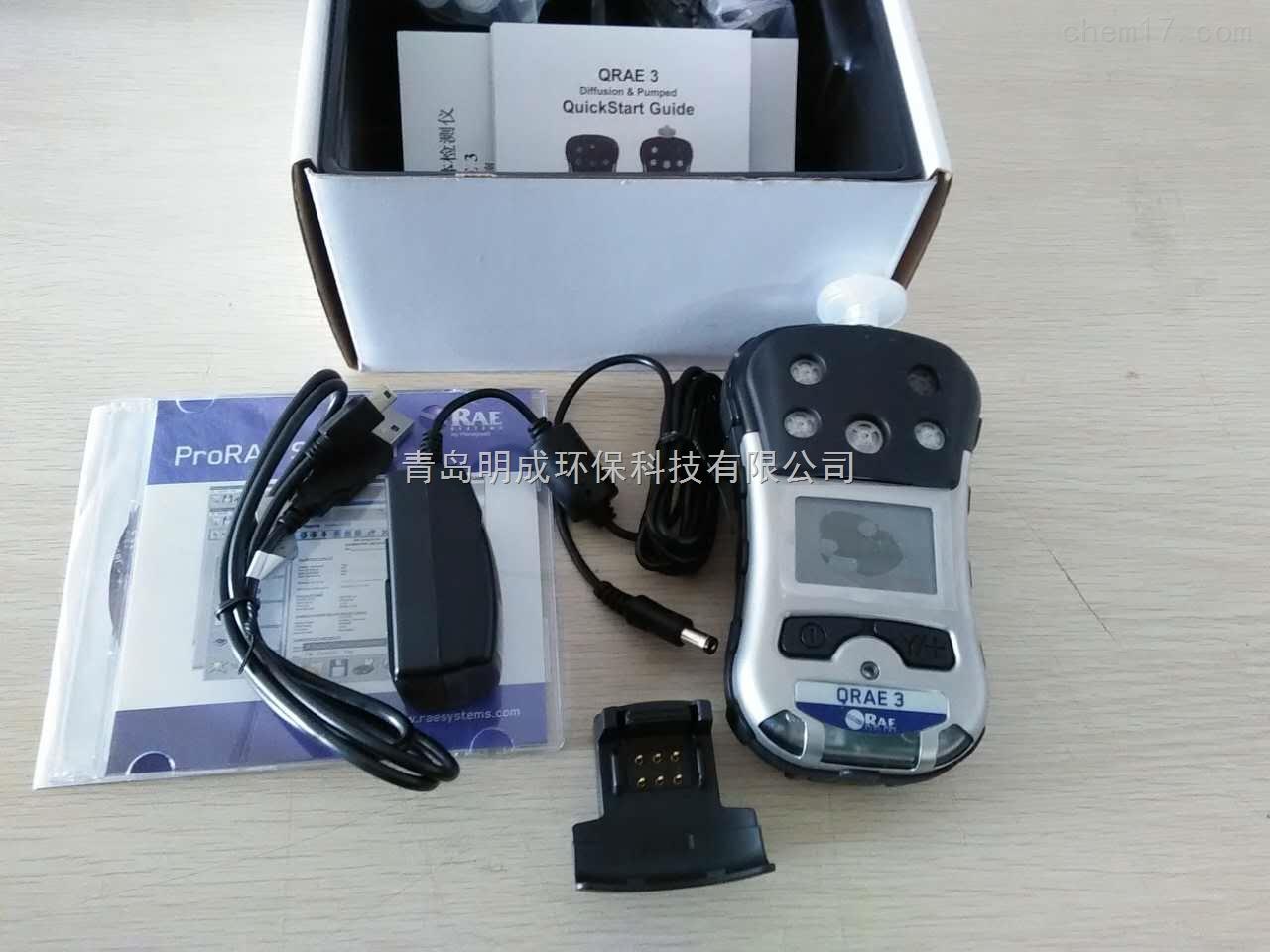 美华瑞PGM-2500四合一便携式气体检测仪
