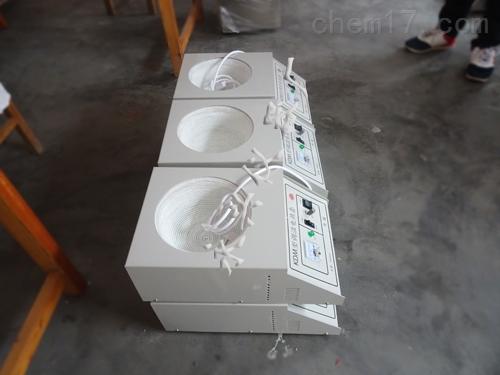 山东专业生产5000mlkdm型调温电热套