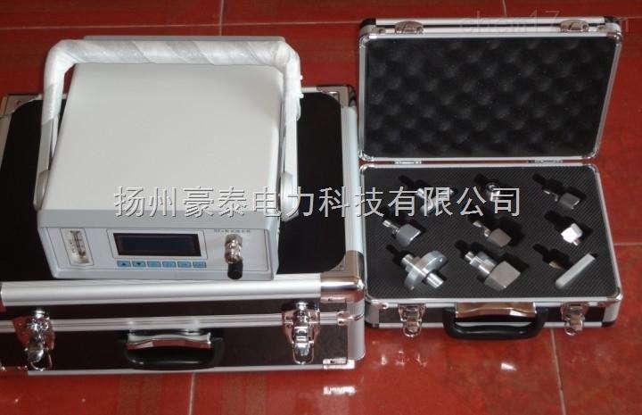 SF6智能微水儀-SF6氣體微水測試儀