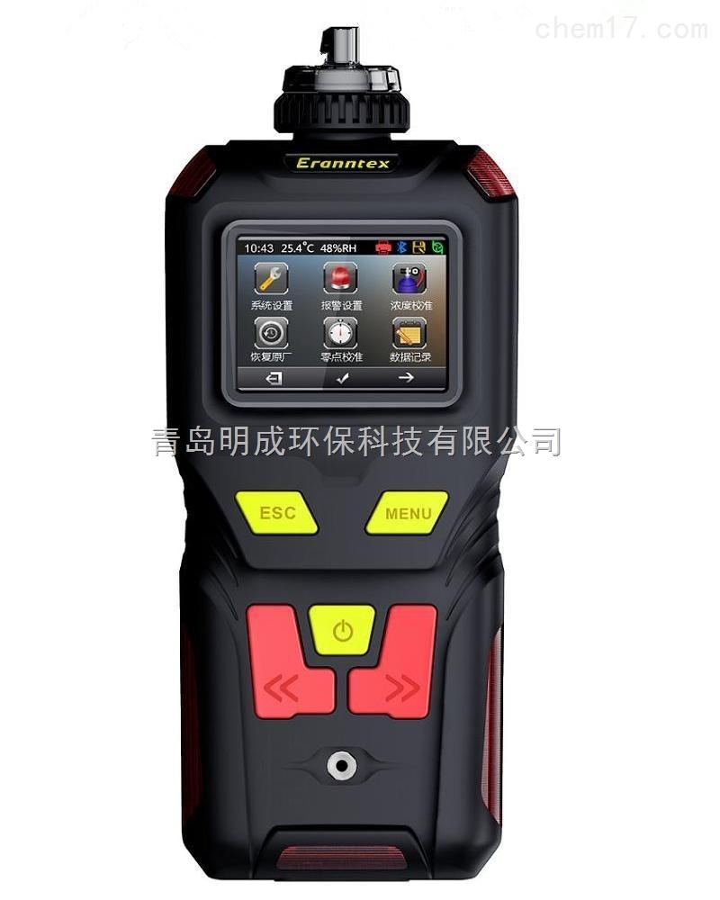 泵吸式-明成MC-400泵吸四合一气体检测仪