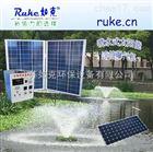 RKTY-60河道湖泊湿地太阳能解层式曝气机