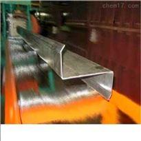 松原镀锌U型钢 镀锌槽钢价格