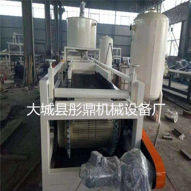 硅质板设备又叫TEPS热固复合聚苯板生产线