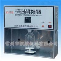 凯航仪器-石英亚沸高纯水蒸馏器