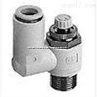 SMC AS系列速度控制阀的选用及使用注意