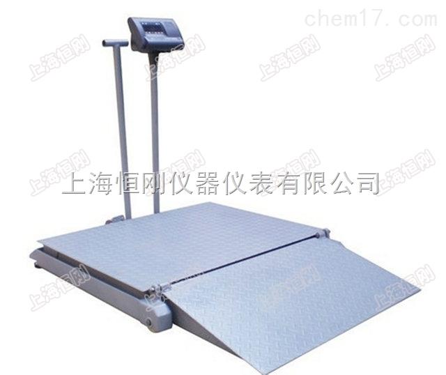 大屏300公斤打印轮椅秤,称重定制轮椅称