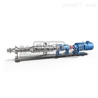 G35-1G型衛生級單螺杆泵