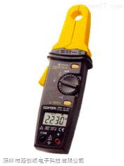 高分析度AC/DC钳表CENTER223