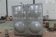 鄂州 地埋式防腐钢制水箱 bdf水箱厂家