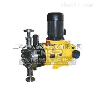 JYZR 24/25JYZR系列液压隔膜式计量泵。