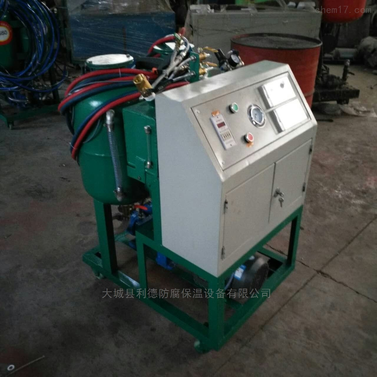聚氨酯喷涂机设备