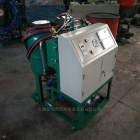 小型低压补扣机接管设备