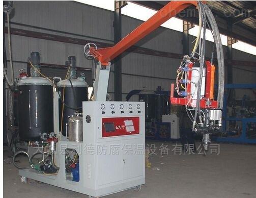 聚氨酯仿木高压发泡机/产品性能