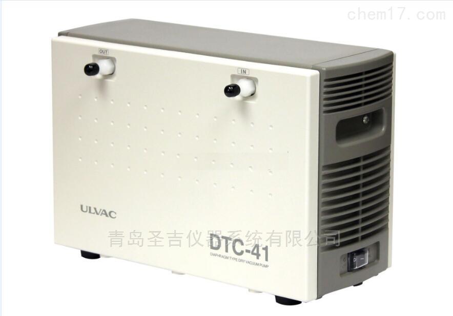 日本ULVAC DTC-41 隔膜真空泵