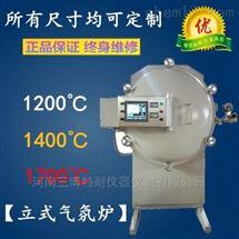 TN-Q1400立式气氛炉
