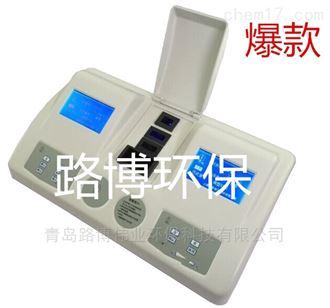 路博LBXZ-016565参数自来水检测仪丨水质重金属分析仪厂家