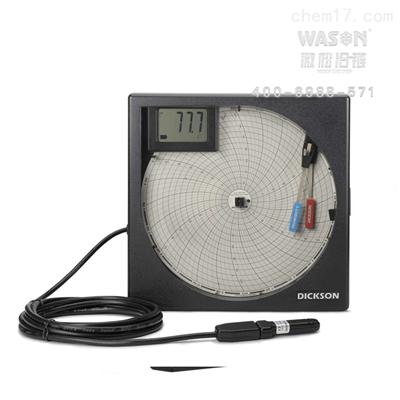 TH8P5走紙圓盤溫濕度記錄儀 TH8P5