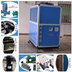 CBE-56AC电池隔膜生产工艺之冷却定型和冷却系统
