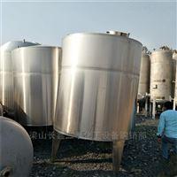 大量处理一批二手10吨不锈钢搅拌罐
