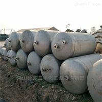 大量出售二手20吨不锈钢储罐