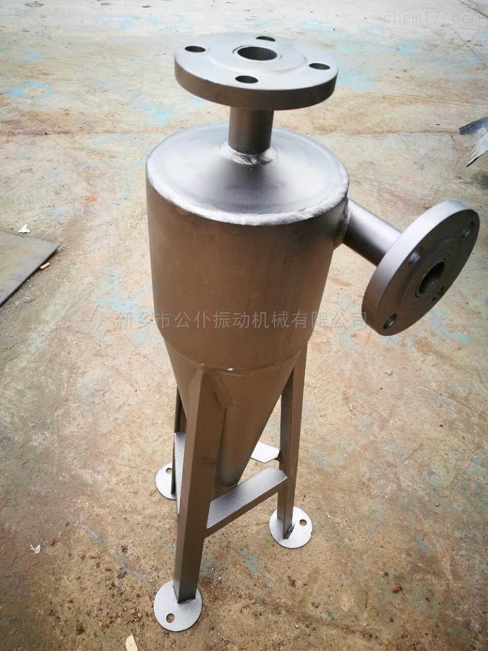 旋流除砂器(可拆卸)技术特点